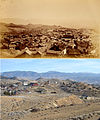 Gold Hill, Nevada rephoto pre-1900 vs. 2007.jpg