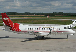 Golden Air Saab 340B.jpg