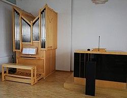 Gomaringen, Neuapostolische Kirche, Orgel (9).jpg