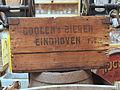 Goolens Bieren houten bier krat, Eindhoven foto 1.JPG