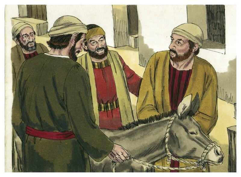File:Gospel of Luke Chapter 19-8 (Bible Illustrations by Sweet Media).jpg