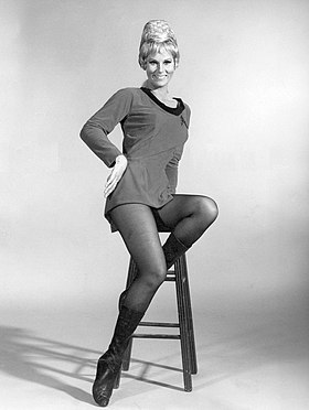 Grace Lee Whitney en 1966
