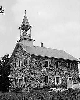 Grace Evangelical and Reformed Church United States historic place