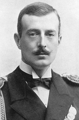 Kirill Vladimirovich, Grand Duke of Russia - Image: Grand Duke Kirill Vladimirovich Romanov