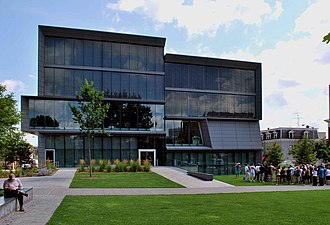 Diller Scofidio + Renfro - Image: Granoff Center for the Creative Arts, Providence, RI, USA panoramio (3)