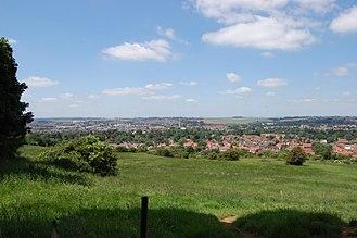 Grantham - Image: Grantham Town