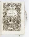 """Graverat titelblad till """"Kanonisk rätt"""" - Skoklosters slott - 93238.tif"""