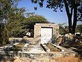 Graves of Hafiz Abdul Sattar Razzaqi Attari and his brother Haji Abdul Jabbar - panoramio.jpg