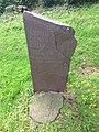 Gravestone Arthur Gill, Church of St Martin, Cwmyoy.jpg