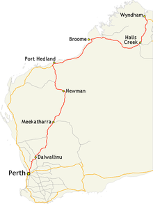 Great Northern Highway – Travel guide at Wikivoyage