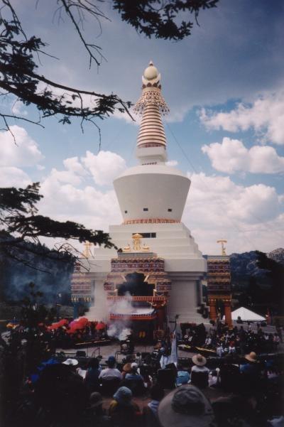 Great Stupa of Dharmakaya 2
