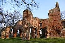 Greifswald Klosterruine Eldena Kirche Ost 2014-11-30.jpg