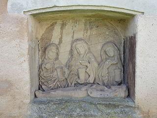 le tombeau du Christ