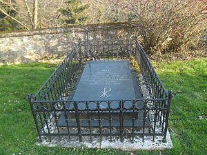 Nikola Tomašić - Tomašić's tomb