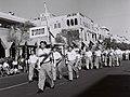 Group of artillery divisionof The Jewish Brigade marching in Tel Aviv D739-044.jpg