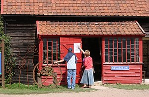 Museum of East Anglian Life - Grundisburgh Smithy