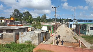 Guanajay Municipality in Artemisa, Cuba