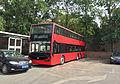 Guangtong double-decker bus in Beigongmen Depot (20160423153341).jpg