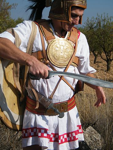 Caetrati IIIth century BC