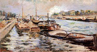 Armand Guillaumin - Image: Guillaumin Armand The Seine