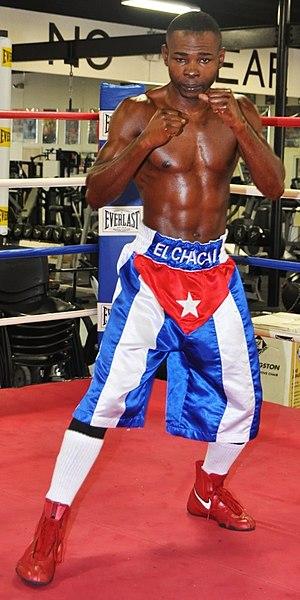 Guillermo Rigondeaux - Rigondeaux training in 2011