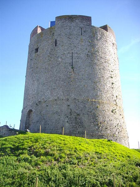 Guise castle (Aisne, France): keep