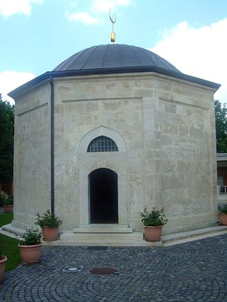 Gül Baba - The tomb of Gül Baba in Budapest