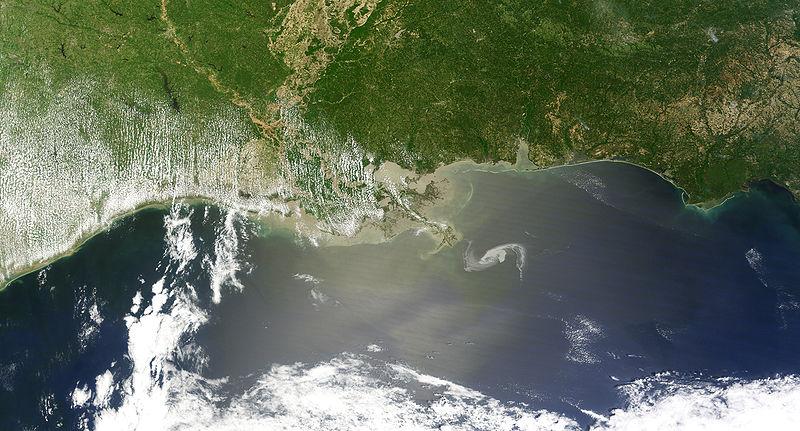 Gulf Oil Leak
