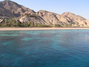 Gulf of Eilat, israel