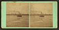 Gun boat and ferry, by John B. Heywood.png