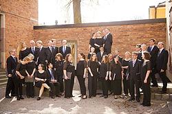 Gustaf Sjökvist chamber choir, 2015