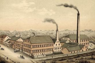 Hørsholm - Hørsholm Textile Factory