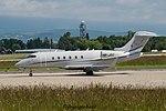 HB-JEC Bombardier BD-100-1A10 Chellenger 300 CL30 - Legendair (27241166374).jpg