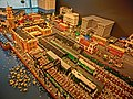 HKPIEG Infrastructure Gallery exhibit - TST 尖沙咀 往昔建築物 Lego model past May-2013 old Tram Terminal.JPG