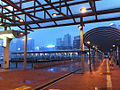 HK Central Pier 9 to 10 night rainy day Oct-2012.JPG