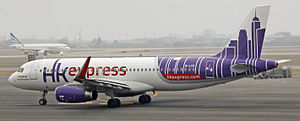 HK Express - Airbus A320-200