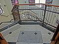 HK Park 香港茶具文物館 Museum of Tea ware Dr SK Lo Gallery interior staircase Dec-2013 fence n flooring.JPG