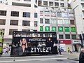 HK SW 灣仔 Wan Chai 莊士頓道 Johnston Road black tram body ads ZTYLEZ October 2020 SS2.jpg
