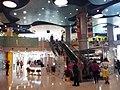 HK TSW 天水圍 Tin Shui Wai 天恩路 Tin Yan Road 嘉湖銀座 Kingswood Ginza mall interior escalators Dec 2016 Lnv2.jpg