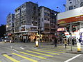 HK evening Kln City 賈炳達道 Carpenter Road 01.jpg