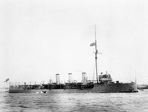 HMS Foresight (1904) - Image: HMS Foresight (1904)