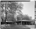 HOUSE, SOUTHEAST CORNER BEDROOM WING - Auldbrass, River Road, Yemassee, Hampton County, SC HABS SC,7-YEMA,1-4.tif