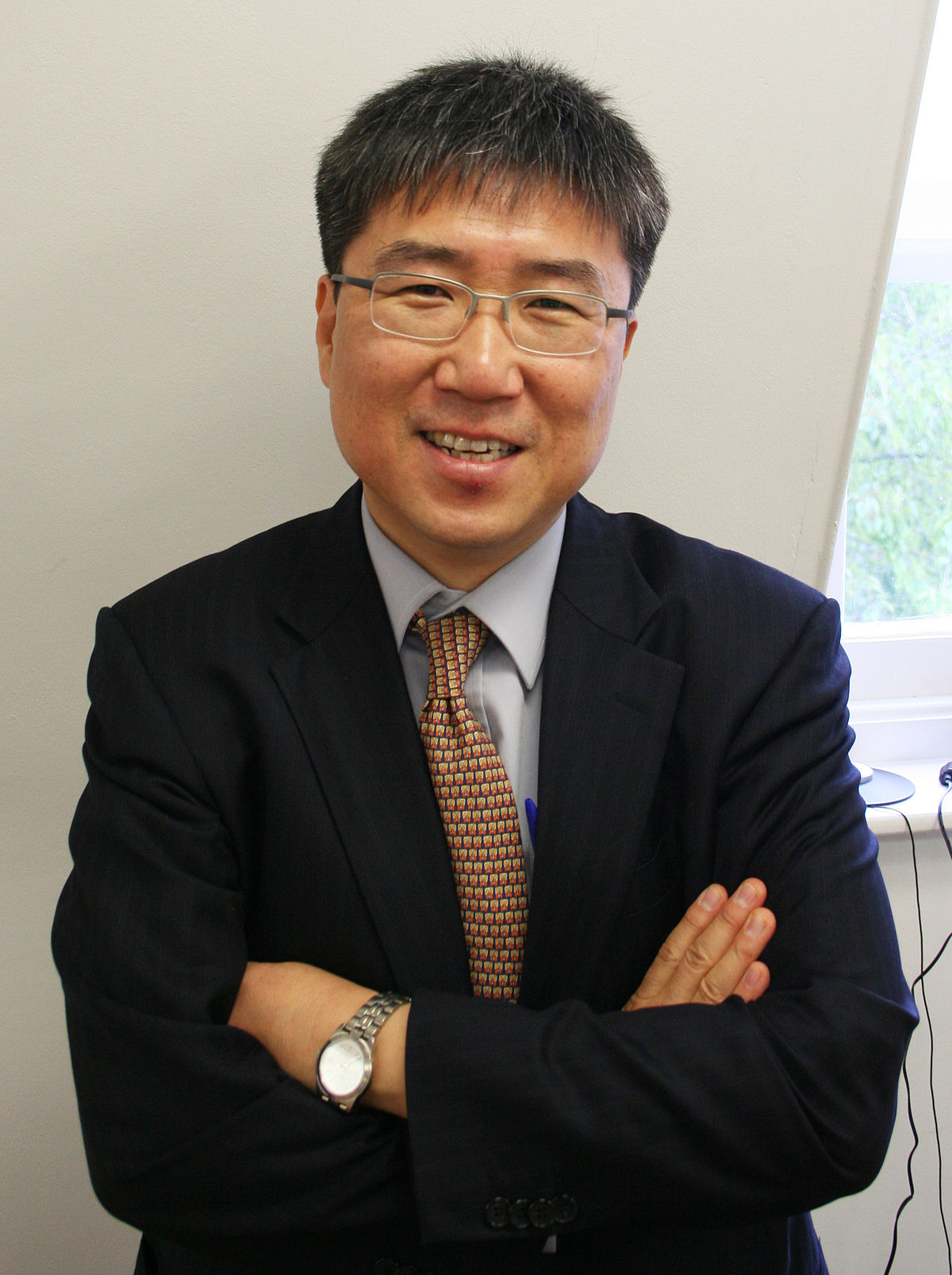 Ha Joon Chang Wikipedia La Enciclopedia Libre