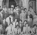Habib Bourguiba coupe Palestine 1973.JPG