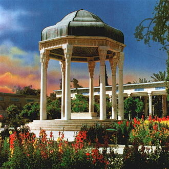 Fars Province - Tomb of Hafez