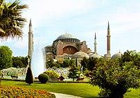 Stambuł, Hagia Sofia (Aya Sofya); Istambul, Hagia Sophia