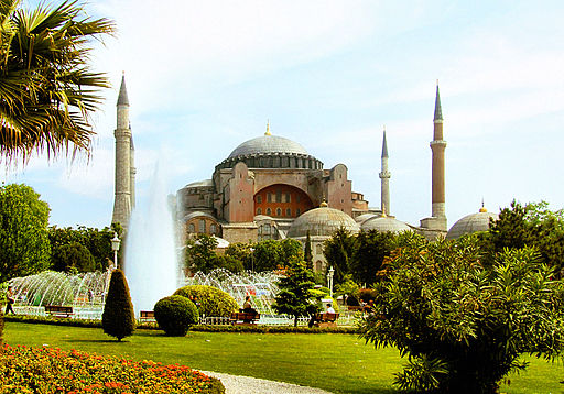 Hagia Sophia B12-40