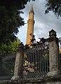 Hagia Sophia minaret-İstanbul - panoramio.jpg