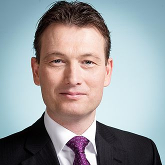 Leader of the People's Party for Freedom and Democracy - Halbe Zijlstra