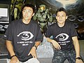 Halo3LaunchInTaiwan SBL HLLi CCChen.jpg